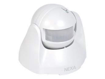 Nexa, Rörelse sensor IP44 Z-wave, vit
