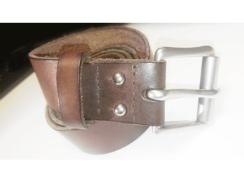 Red Wing Shoes Oro Pioneer Leather Belt, 95 cm.