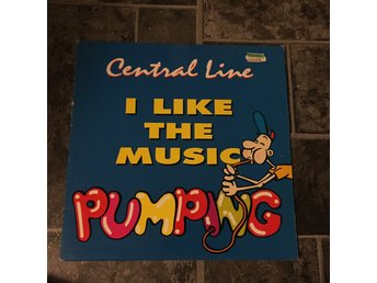 "CENTRAL LINE - I LIKE THE MUSIC PUMPING. (12"")"