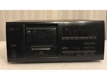 Pioneer PD-F605 File Type Compact Disc Player (1995)