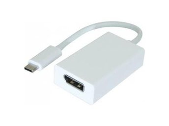 EXC USB 3.1 Type-C to DisplayPort1.2 Passthrough adapter