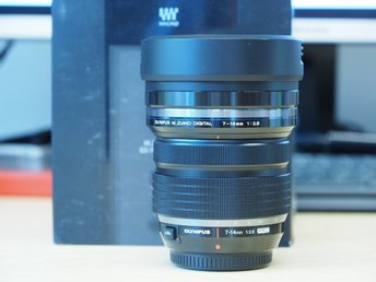 Olympus M.Zuiko Digital ED 7-14mm F2.8 Pro Superwide Zoom Lens for M4/3.