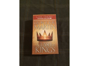 Game of thrones a clash of kings (andra boken)