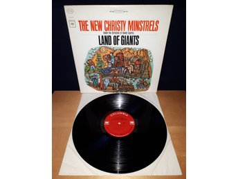 The New Christy Minstrels  - Land Of Giants LP 1964