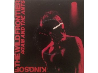 ADAM AND THE ANTS KINGS OF THE WILD FRONTIER/PRESS DARLINGS  NEW WAVESAMLING!