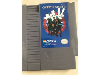 Ghostbusters 2 nes