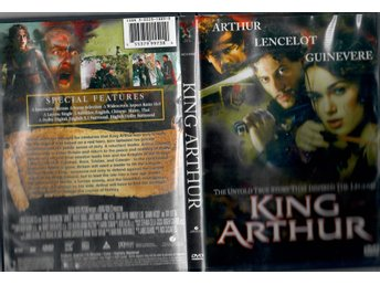 DVD-film KING ARTHUR.
