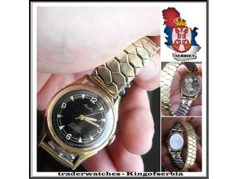 MAUTHE @ Old German wristwatch cal 610. !!!
