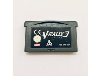 V-Rally (UKV / Game Boy Advance)