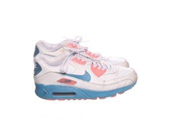 newest 60bf7 1a553 Nike Air Max, Sneakers, Strl  40, Vit Flerfärgad