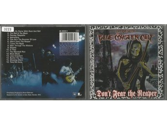 Blue Öyster Cult – Don't Fear The Reaper - The Best Of Blue Öyster Cult - CD