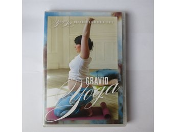 Yoga Liv - GRAVIDYOGA Karin Björkegren Jones ca 158 min Sv tal UTGÅTT  NYSKICK 80240a1508a52