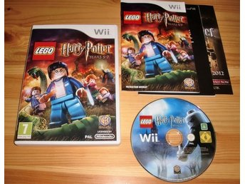 Wii: Lego Harry Potter Years 5-7