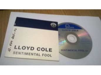 Lloyd Cole - Sentimental fool, single CD, promo
