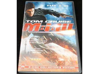 M:I (Mission impossible) 3 (DVD)
