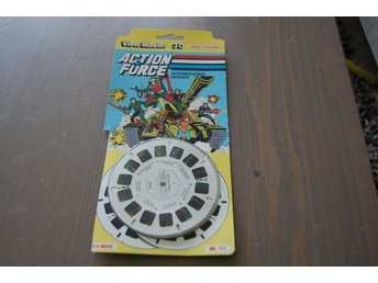 Action Force till View-Master 3D !.