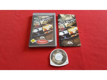 NEED FOR SPEED MOST WANTED 5.1.0 till Sony PSP