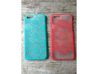 iPhone 6/6s - 2-pack - Drömfångare/Mandala Henna - Fraktfritt - Mjölby - iPhone 6/6s - 2-pack - Drömfångare/Mandala Henna - Fraktfritt - Mjölby