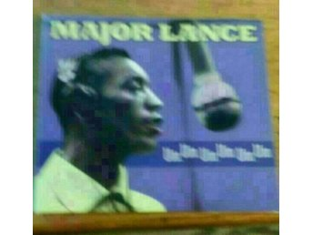 Major Lance  Um, um, um, um  cd-digipack