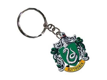Harry Potter Nyckelring Slytherin Plast