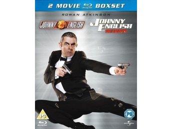 Johnny English / Johnny English Reborn Box Set Blu-ray - Timrå - Johnny English / Johnny English Reborn Box Set Blu-ray - Timrå