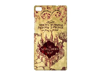 Harry Potter Marauders Map Huawei P8 Skal