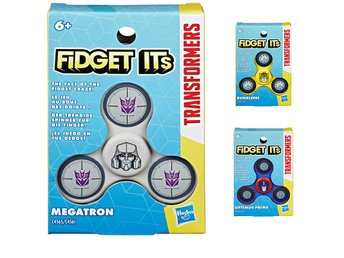 Transformers Fidget Its Megatron