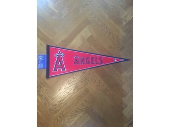 Anaheim Angels Stor Vimpel MLB