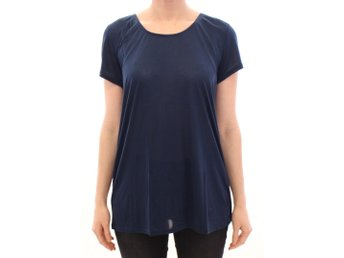 Chloé - Blue shortsleeve crewneck t-shirt