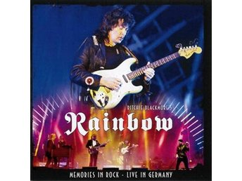Rainbow: Memories in rock/Live 2016 (Deluxe) (Blu-ray + DVD + 2 CD)