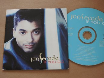 Jon Secada If You Go CD Single 1999