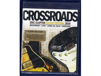 Eric Clapton guitar festival 2010 (2 blu-ray) Jeff Beck ZZ Top