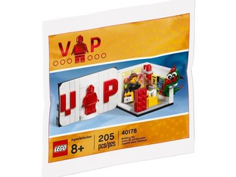 LEGO Exclusive VIP Set 40178 - Ny