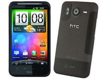 "HTC DESIRE HD A9191 android +8 mp kamera  4.3""tum"