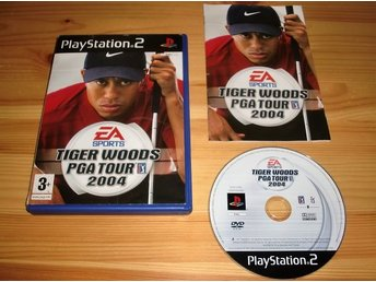PS2: Tiger Woods PGA Tour 2004