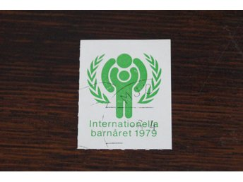 Internationella barnåret 1979.