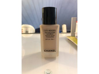 Chanel les beiges healthy glow foundation SPF 25 N10