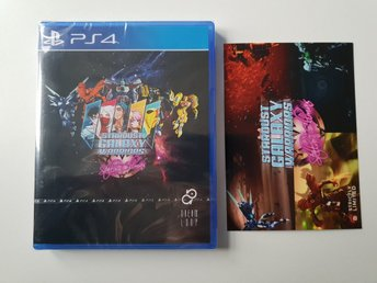 Stardust Galaxy Warriors  - Strictly Limited Games #9 - PS4 NYTT