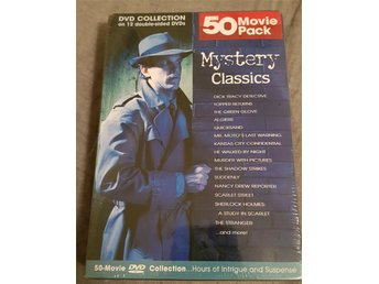 Mystery Classics - 50 Movie Pack
