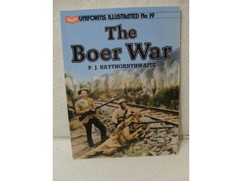 THE BOER WAR BY P. J. HAYTHORNTHWAITE