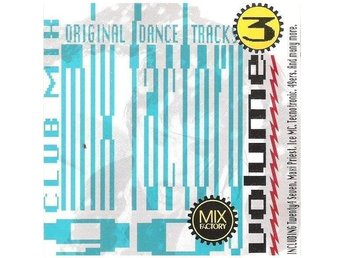 Mix Factory Vol.3 - 1990 - CD