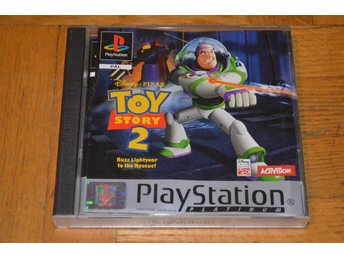 Toy Story 2 - Buzz LIghtyear To The Rescue Playstation PS1 PSOne