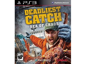 Deadliest Catch: Sea of Chaos - Playstation 3