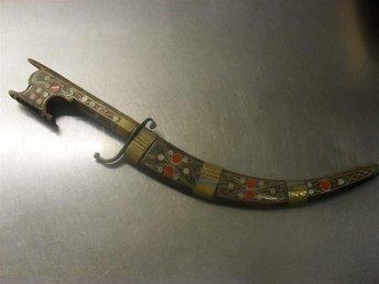 1800-tals Antik Kniv - Helsingborg - 1800-tals Antik Kniv - Helsingborg