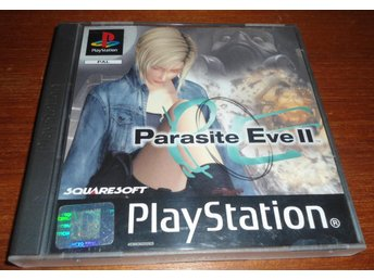 Parasite Eve II - PS1 / Playstation 1