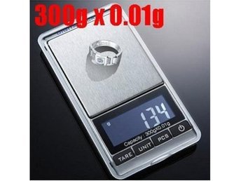 Digital Våg Pocket scale 0-300g / 0.01g finkalibrerad - Beijing - Digital Våg Pocket scale 0-300g / 0.01g finkalibrerad - Beijing
