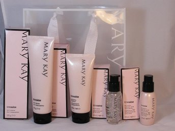 MARY KAY. Miracle Set TimeWise. COMBINATION to OILY skin
