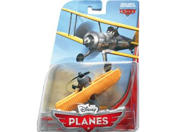 Leadbottom - Disney Planes Original Metal