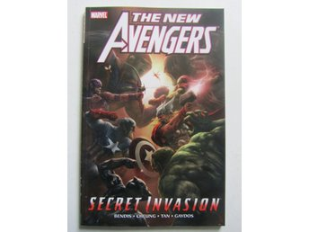 New Avengers Vol 9 Secret Invasion Book 2