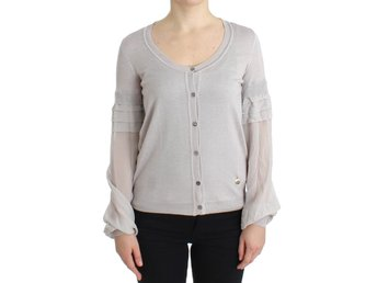 Cavalli - Gray knitted cardigan